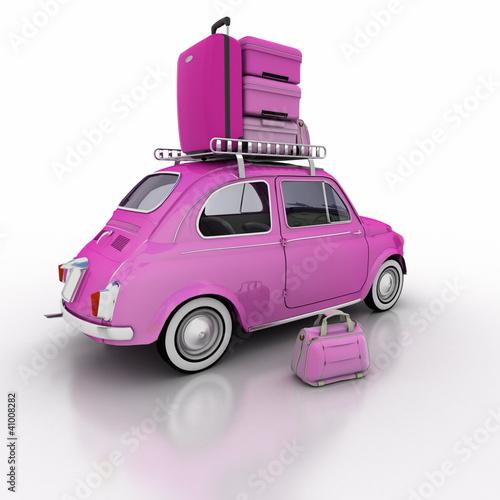 Vacances économique en voiture 02