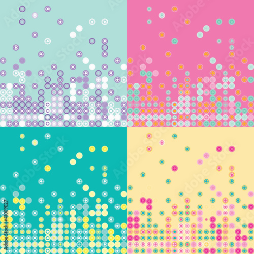 vector abstract background pattern