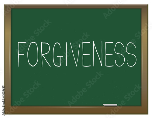 Learning to forgive.