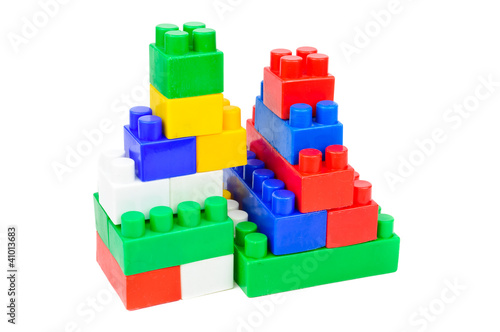 Children's Designer of the bricks
