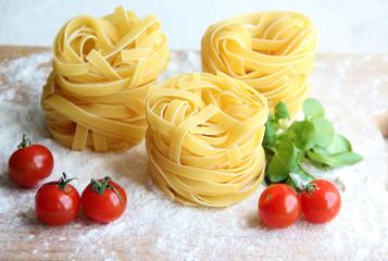 Italian Pasta: Tagliatelle