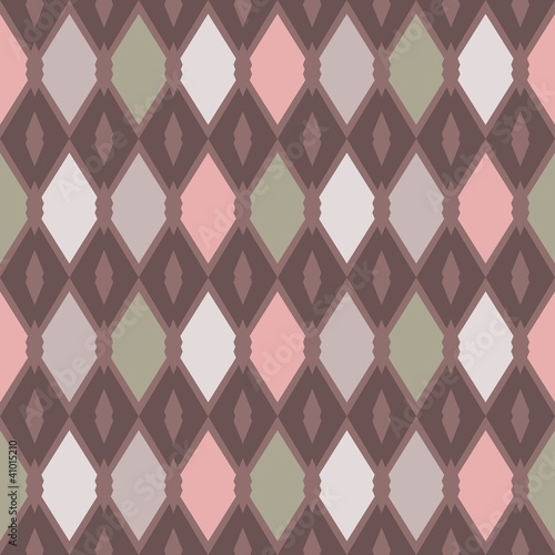 Seamless pattern in pastel tones