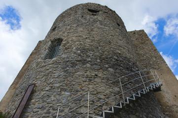 Castello Arechi a Salerno - La Bqastiglia