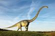 Leinwanddruck Bild - Dino