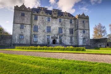 Portumna Castle in Co. Galway, Ireland