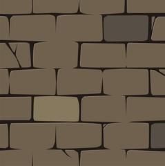 vector brick wall pattern