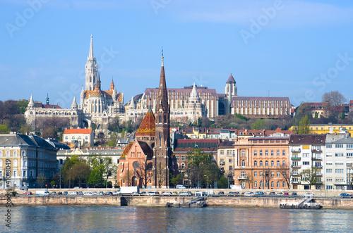 Landmarks In Budapest © ollirg