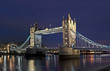 Tower bridge of London Großbritanien