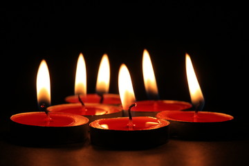 Edit group of candles