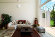 Interior design serires: Modern living room