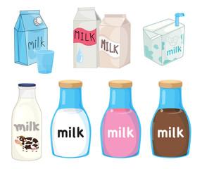 Milk collection