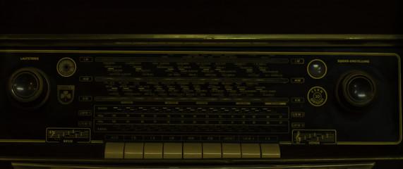 The radio tuner