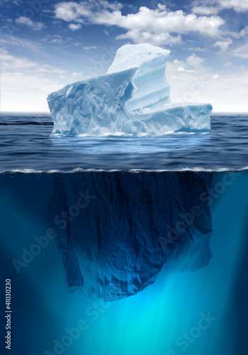 Melting Iceberg