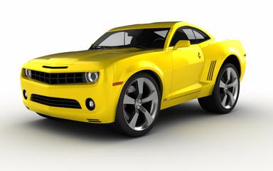 Modern funny micro car