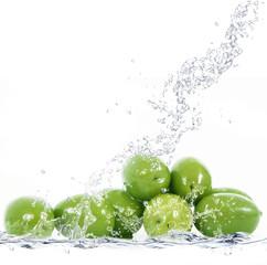 olive splash © Giuseppe Porzani