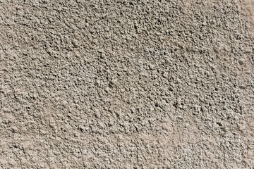Gray mortar wall background texture