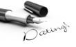 Dating! - Stift Konzept
