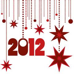Christbaumschmuck Weihnachtsmotiv 2012