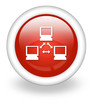 "Light Red Icon ""Network"""