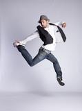Fototapety Hip hop dancer