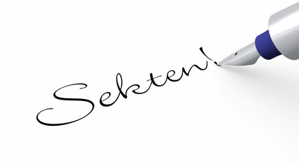 Stift Konzept - Sekten!