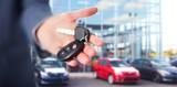 Fototapety Car keys.