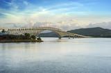 Fototapety San Juanico Bridge
