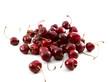 Ripe of cherry