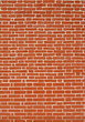 Brickwork wall