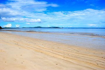 Gorgeus Beach Landscape in Africa - Madagascar - Nosy Be