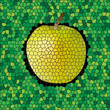 apple from mosaic