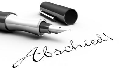 Abschied! - Stift Konzept