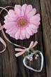 Herz und Blüte
