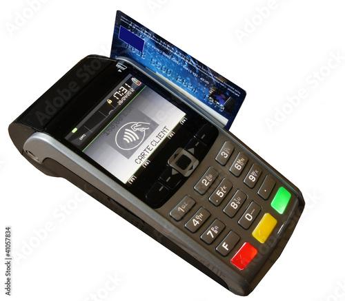 Terminal de paiement electronique - 41057834