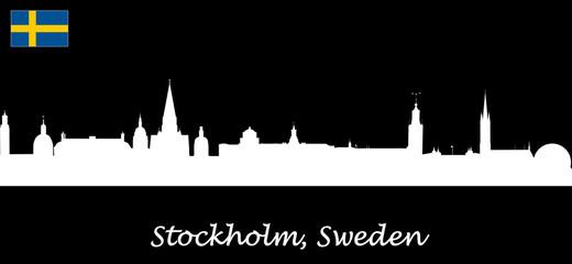 Skyline Stockholm - Sweden