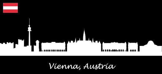 Skyline Vienna - Austria