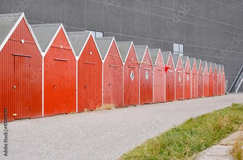 Schuppen in Skagen, Dänemark - TLerch
