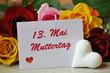 13. Mai - Muttertag