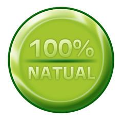Button Natural