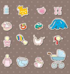 baby stuff stickers