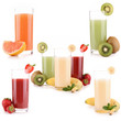 fruit drink juice