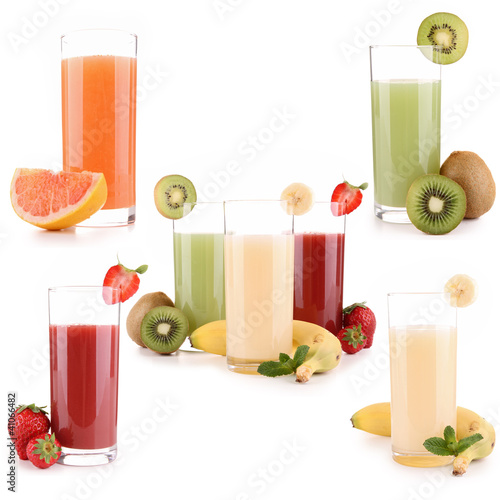 fruit drink juice