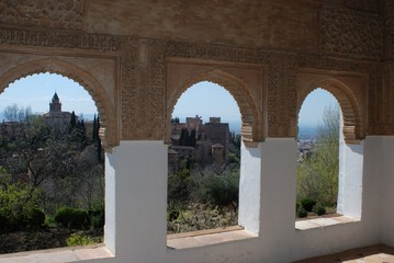 Generalife, Alhambra Palace, Spain © Arena Photo UK