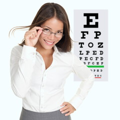 Optometrist / optician