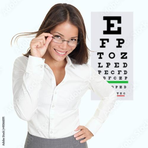 Optometrist / optician