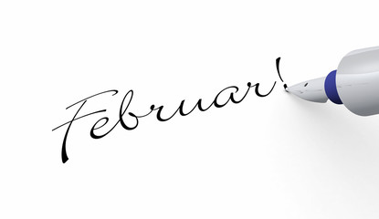 Stift Konzept - Februar!