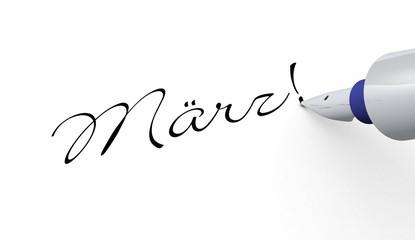 Stift Konzept - März!