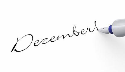 Stift Konzept - Dezember!