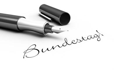 Bundestag! - Stift Konzept