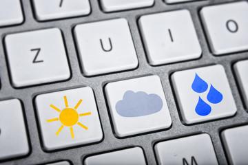 Wetter auf Knopfdruck
